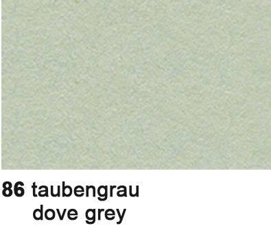 URSUS Tonzeichenpapier 50x70cm 2232286 130g, grau