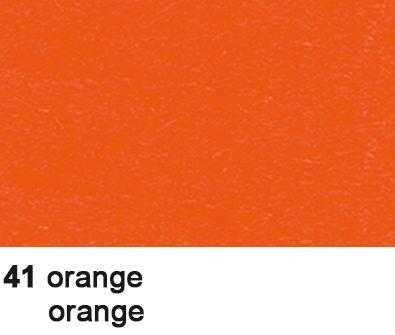 URSUS Fotokarton 50x70cm 3882241 300g, orange