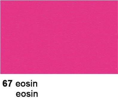 URSUS Tonzeichenpapier A4 2174667 130g, eosin 100 Blatt
