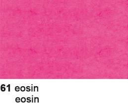 URSUS Transparentpapier 70x100cm 2541461 42g, eosin