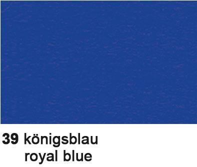 URSUS Fotokarton 70x100cm 3881439 300g, königsblau