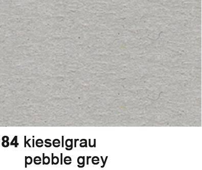 URSUS Tonzeichenpapier 50x70cm 2232284 130g, kieselgrau