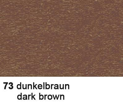 URSUS Fotokarton 70x100cm 3881473 300g, dunkelbraun