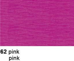 URSUS Dekorationskrepp 50cmx10m 4159862 36g, eosin