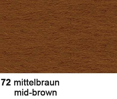 URSUS Tonzeichenpapier A4 2174672 130g, mittelbraun 100 Blatt