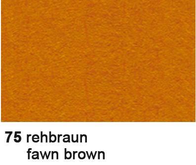 URSUS Fotokarton 50x70cm 3882275 300g, rehbraun