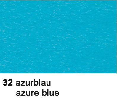 URSUS Fotokarton 50x70cm 3882232 300g, azurblau